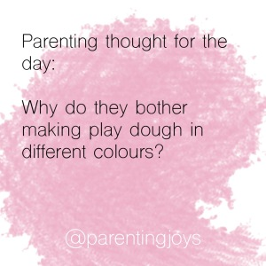 Parenting Joys Quote